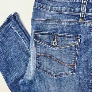 Lee Platinum label boot cut jeans size 10 short